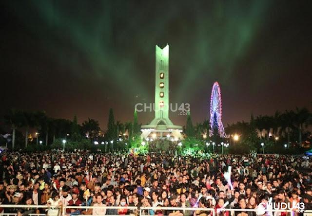 Countdown 2021 Đà Nẵng, countdownt 2021 da nang