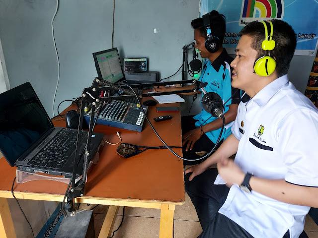 Mengudara di RBL, Pemerintah Kecamatan Bayung Lencir Ajak Generasi Milenial kompanyekan Protokes Covid 19 dalam perayaan Idul Adha 1441 H