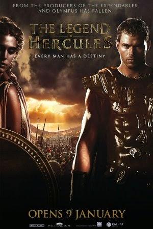 Huyền Thoại Hercules (2014) Full HD