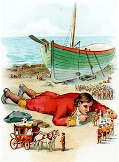 lamuel gulliver essay 3 see w b camochan, some roles of lemuel gulliver, texas studies in lit   4 following arthur e case (four essays on gulliver's travels [princeton,.