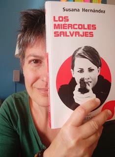 Prado G. Velázquez presenta la novela Los miércoles salvajes de Susana Hernández