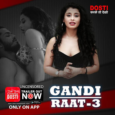 Gandi Raat 3 web series Wiki, Cast Real Name,