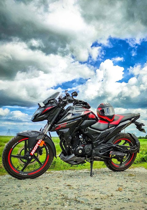 Honda XBlade HD Wallpaper For Android Phone [ Download ]