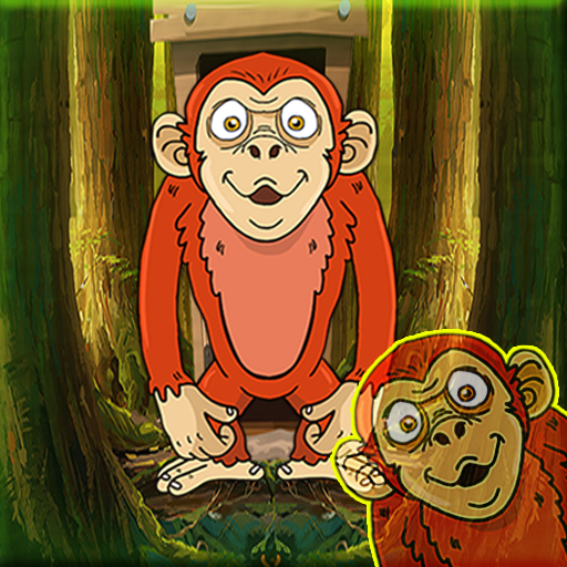 Red Monkey Escape