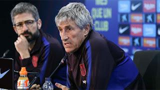 Barcelona could play 442 with Vidal, De Jong, Arthur & Busquets in midfield vs Napoli