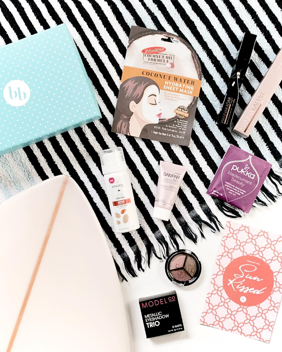 February 2019 Bellabox Beauty Products Subscription Box
