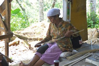 Terpukau dengan Keunikan Kerajinan Bambu Tembelang