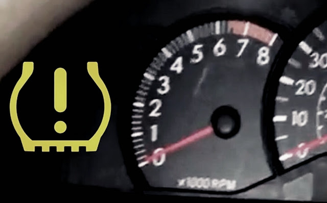 sensor de presion de llantas corolla 2009