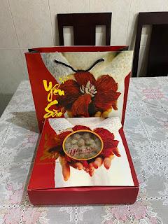 Yến vụn trắng baby Nha Trang, Khánh Hòa.