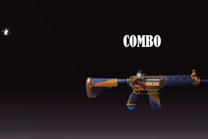 Combo Senjata M416 Terbaik di PUBG Mobile