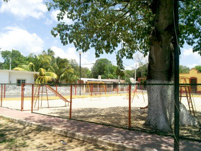 Parque de Chablekal