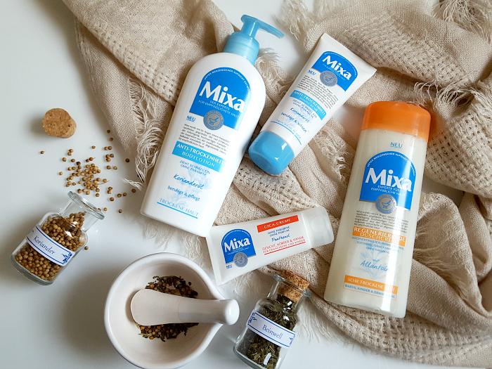 Tue deiner Haut etwas Gutes mit Mixa - Neue Apotheken Marke bei dm Drogerie Markt ab April 2017