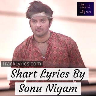 song-lyrics-of-shart-by-sonu-nigam-milan-talkies-2019-ali-fazal