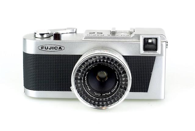 Fujica Rapid S2 (Japan, 1965)
