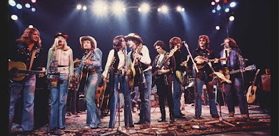 Rolling Thunder Revue - Stage