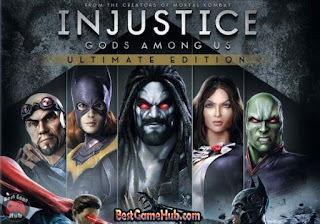 Injustice Gods Among Us Ultimate Edition PC Game Free Download