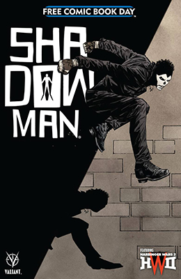 Free Comic Book Day: Shadowman