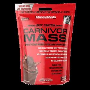 3. MuscleMeds Carnivor Mass3. MuscleMeds Carnivor Mass