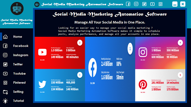 Social Media Marketing Automation Software