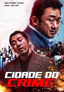 Cidade do Crime (2020) Torrent