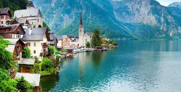 السياحية في النمسا