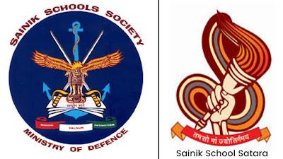 sainik-school-satara-logo