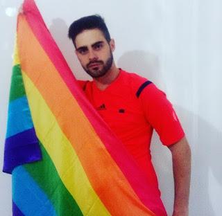 árbitro Jesús Tomillero fúbtol españa activismo lgbt gay mundo derechos ddhh