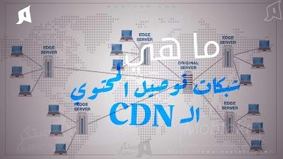 ما هو ال CDN ؟ وكيف يؤثر علي سرعة تصفح موقعك ؟ شبكة توصيل المحتوي