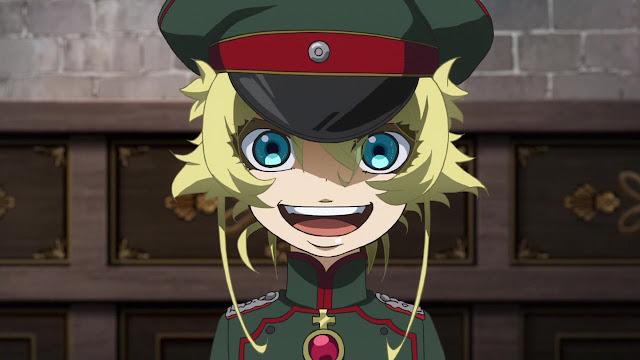Anime Youjo Senki tendrá segunda temporada