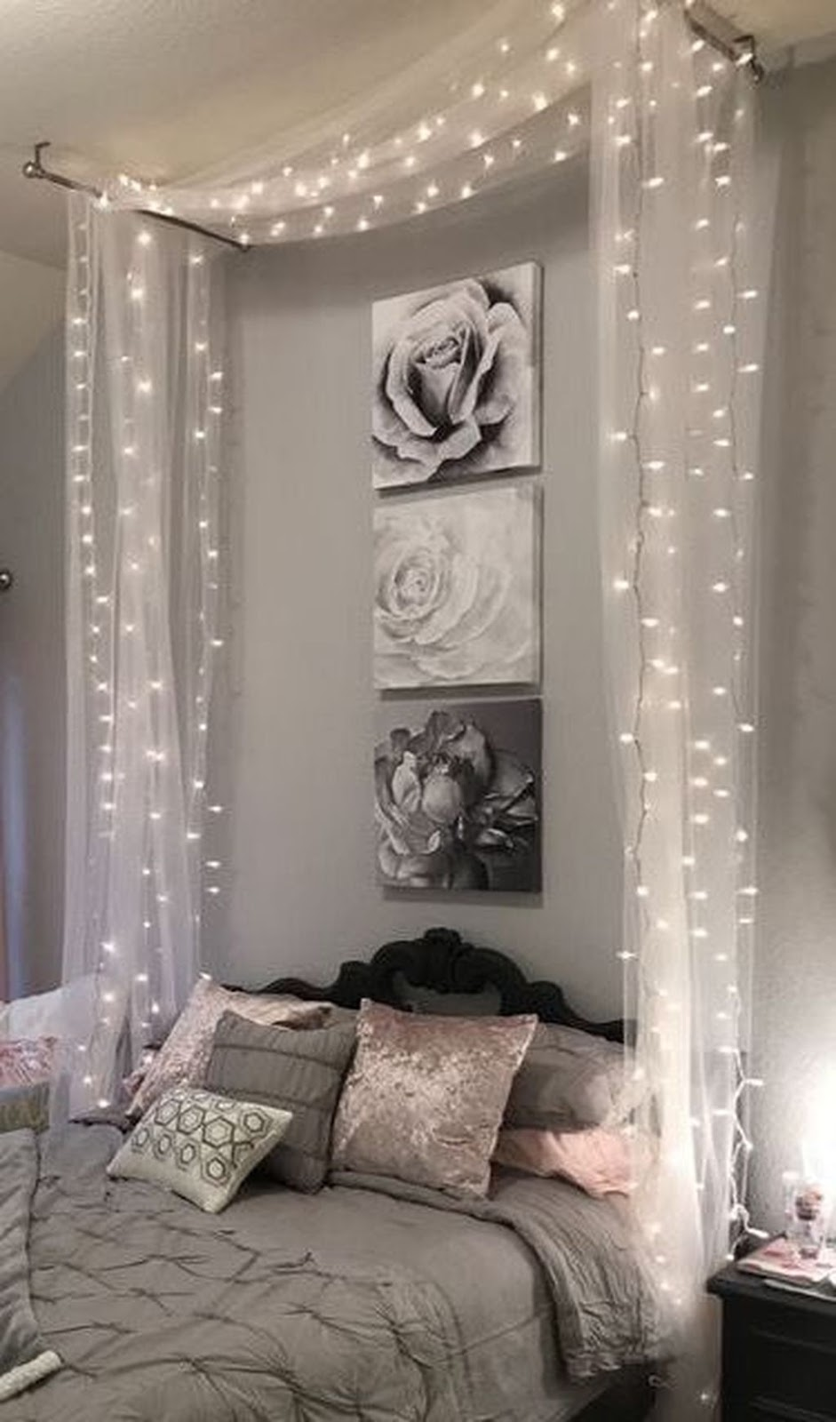 Fashionable Bedroom Curtain Concepts