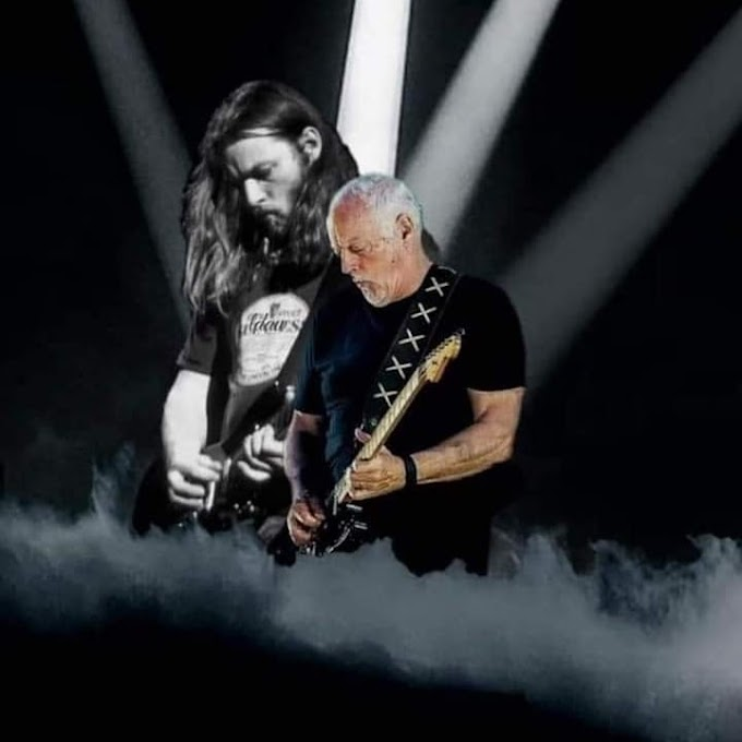 David Gilmour, The Best!
