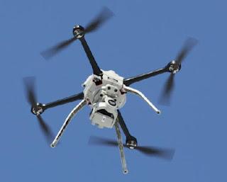 teknologi drone untuk tilang elektronik