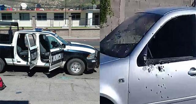 VIDEOS; En venganza sicarios acribillan a 6 policías en Guaymas y Hermosillo, Sonora
