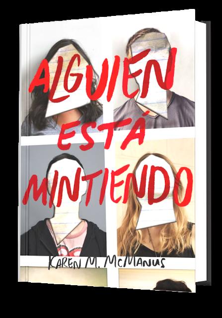 Alguien está mintiendo – Karen M. McManus [Multi]