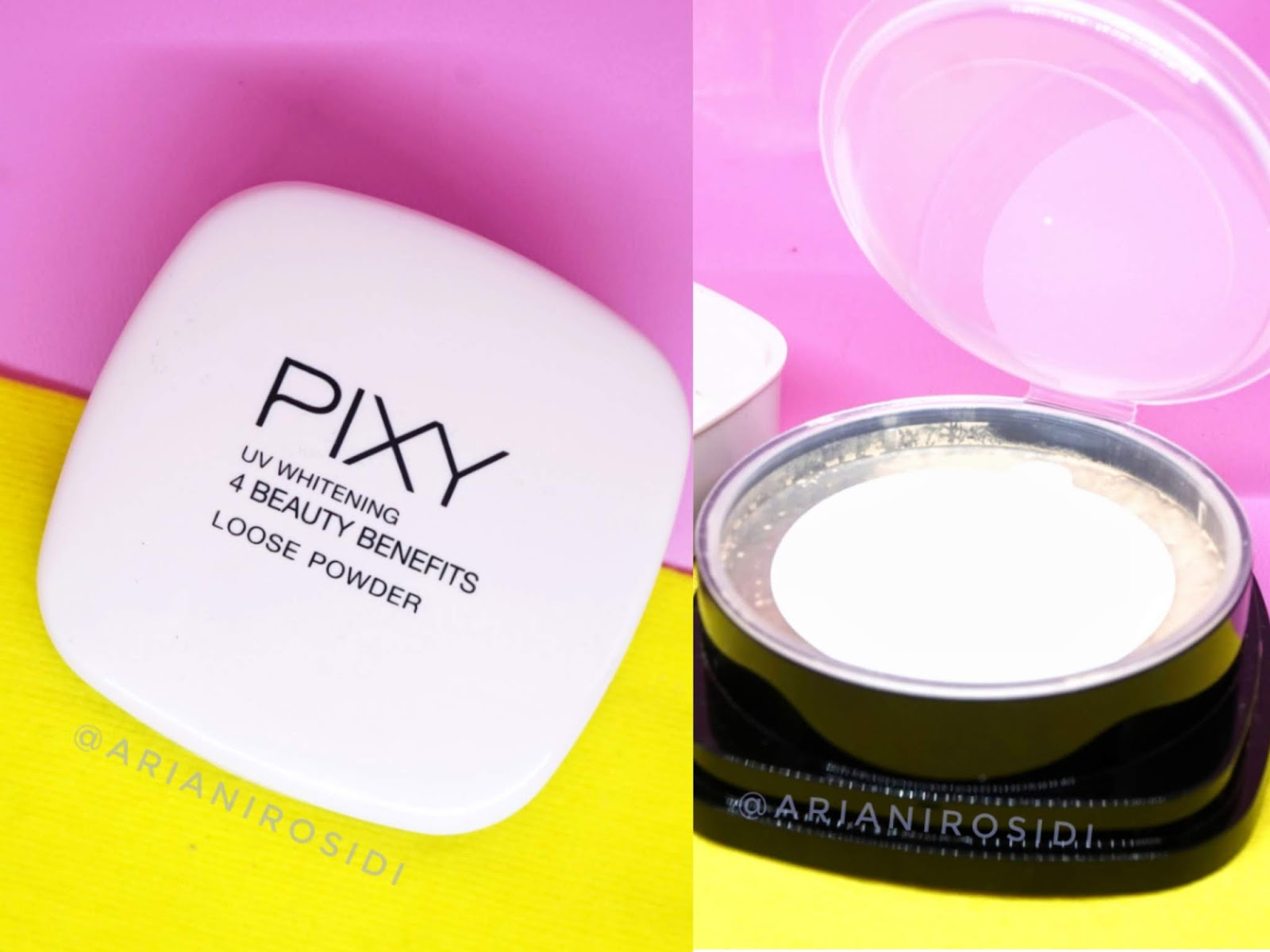 Pixy UV Whitening Loose Powder
