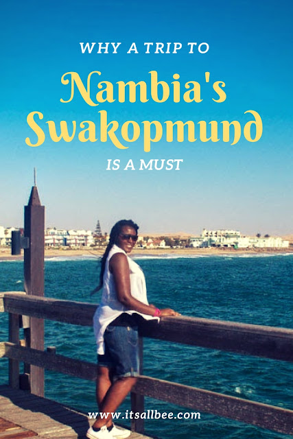 Namibia | Why A Trip To Swakopmund On Namibia's Atlantic Coast Is A Must #africa #traveltips #adventure #itsallbee