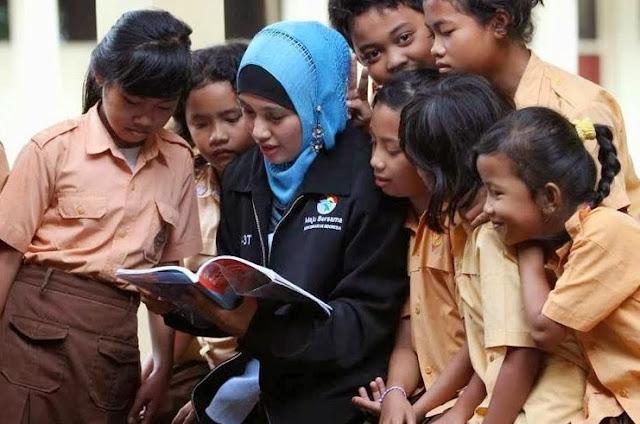 Program SM3T Wadah Berbagi Ilmu Dan Mencari Jodoh