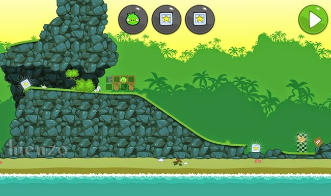 Bad Piggies (2)