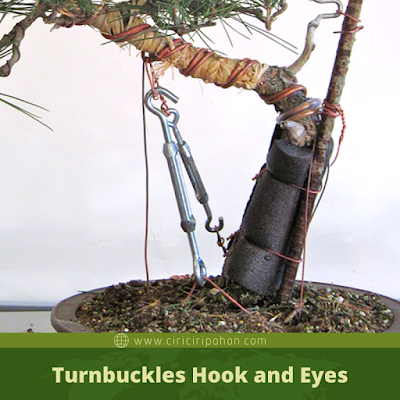 Turnbuckles Hook and Eyes