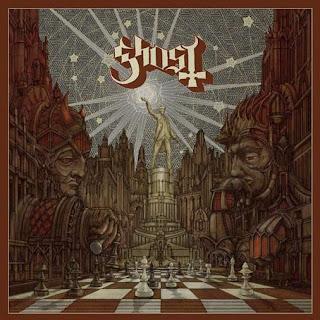 """Το βίντεο των Ghost για το τραγούδι """"Square Hammer"""" από το ομότιτλο ep"""