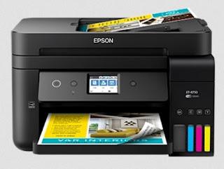 Epson WORKFORCE ET-4750 Driver Download And Setup