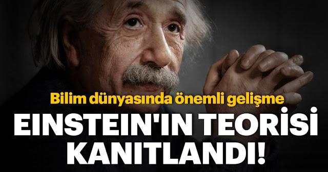 Albert Einstein görseli