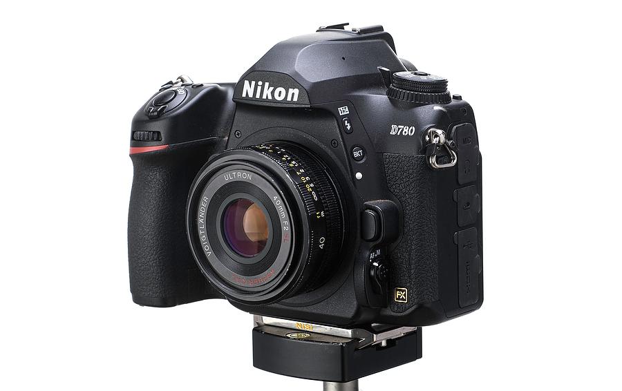 Voigtlander 40mm f2 Ulton on Nikon D780