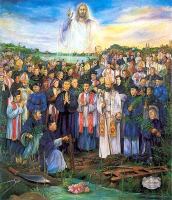 Resultado de imagem para Santos do céu