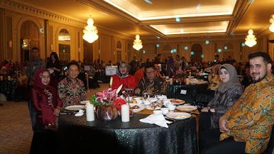 Ning Ita Hadiri Rakernas XIV APEKSI di Semarang