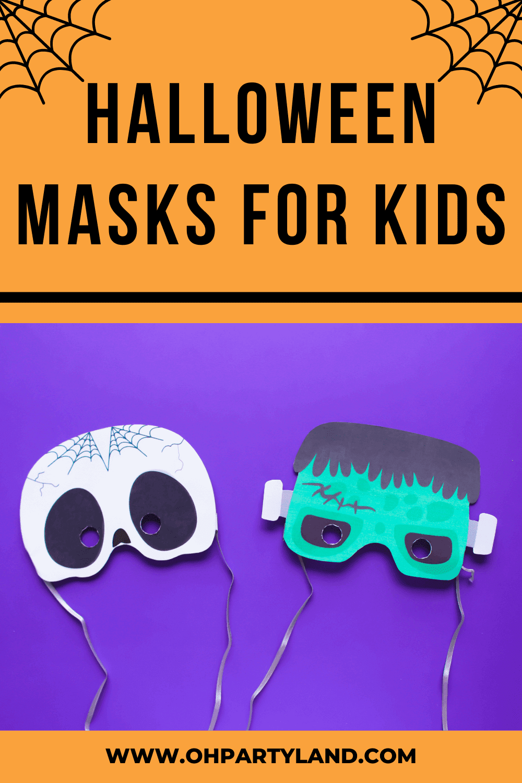 halloween masks for kids