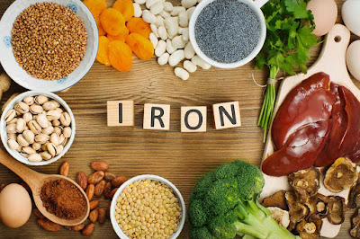 Vitamin Zat Besi Selama Kehamilan