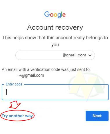 lupa password gmail atau lupa kata sandi email