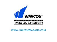 Lowongan Kerja Semarang Sales Counter di WINCOS