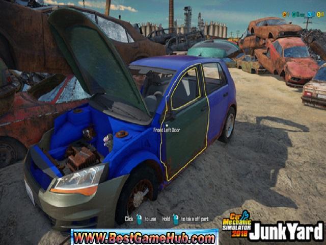 Car Mechanic Simulator 2018 Full Version Games Free Download